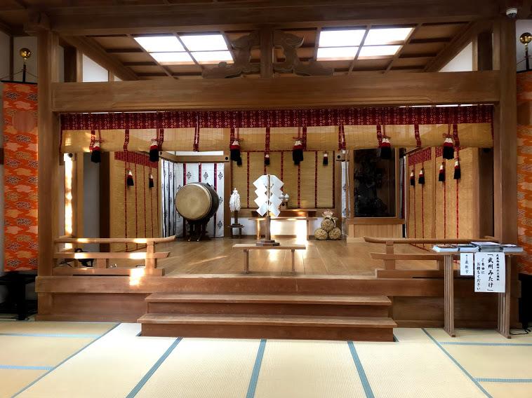 御岳山 御嶽神社